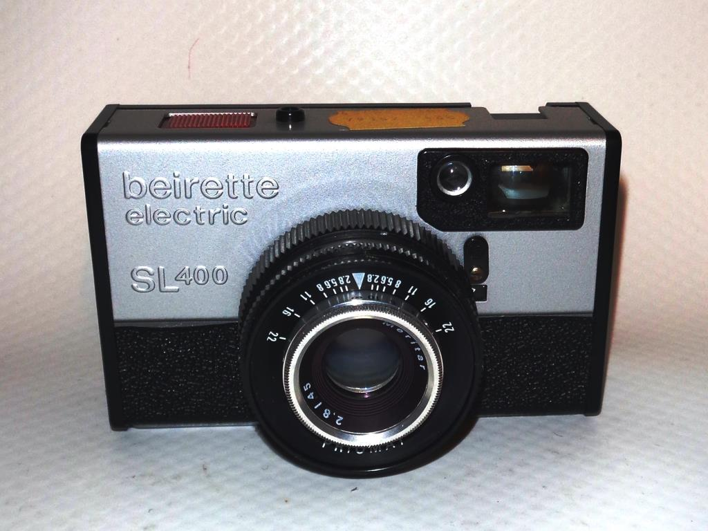 BEI 0280.1 beirette electric SL400